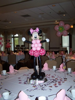 Gallery Category Balloon Decorations Chicago Image Minnie Mouse