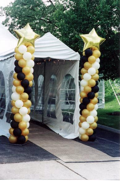 Corporate Event Decorations