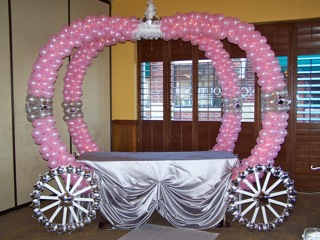 Princess Carriage