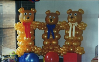 Balloon Decorations Chicago