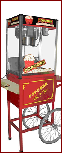 Popcorn Rental Chicago