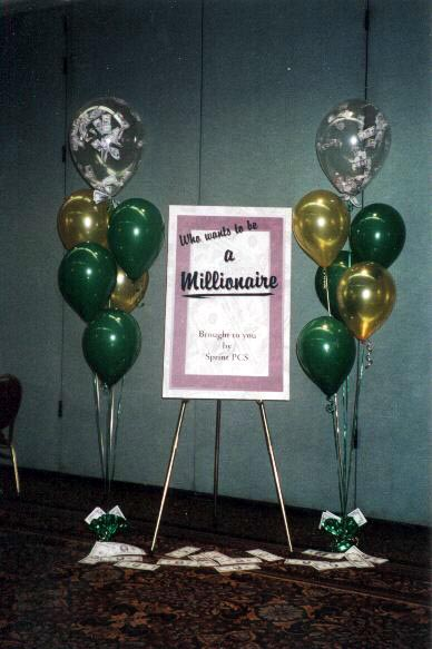 Corporate Balloons Chicago Corporate Event Decorations